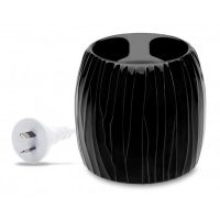 Electric Wax Warmer - Black
