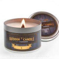 Cedarwood Outdoor Candle