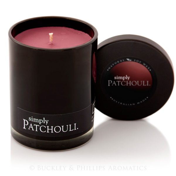 Candle - Simply Soy Jar - Patchouli