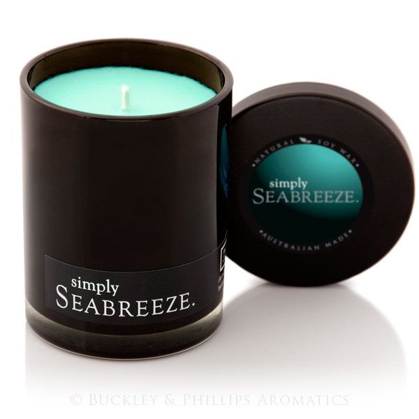 Candle - Simply Soy Jar - Seabreeze