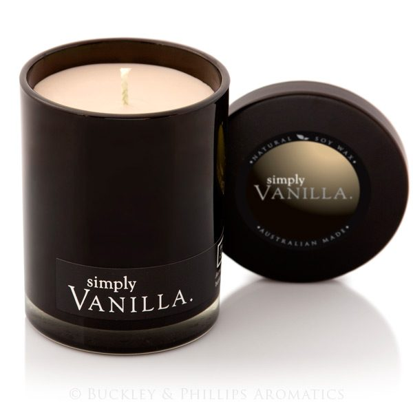 Candle - Simply Soy Jar - Vanilla