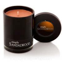 Candle - Simply Soy Jar - Sandalwood