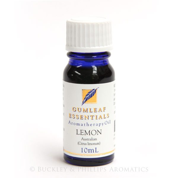 Pure Essential Oil - Lemon - Australia
