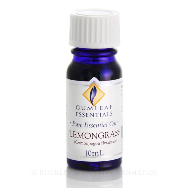 Pure Essential Oil - Lemongrass