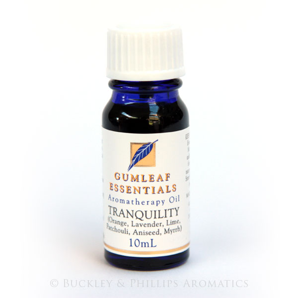 Essential Oil Blends - Tranquility
