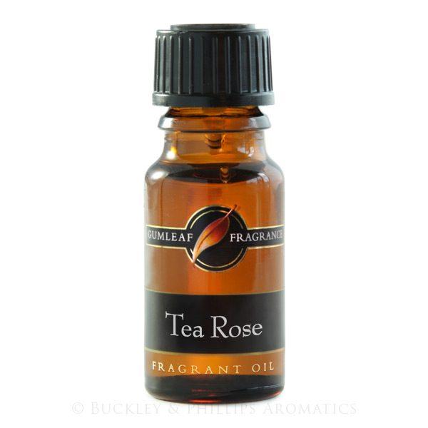 Fragrant Oil - Tea Rose