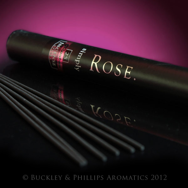 Incense - Simply Rose
