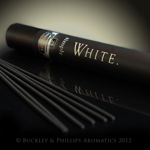 Incense - Simply White