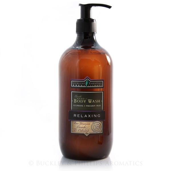 Hand & Body Wash - Relaxing