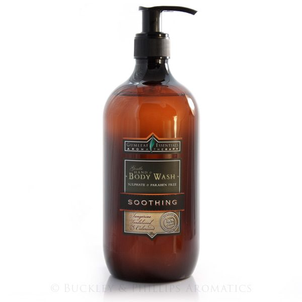 Hand & Body Wash - Soothing