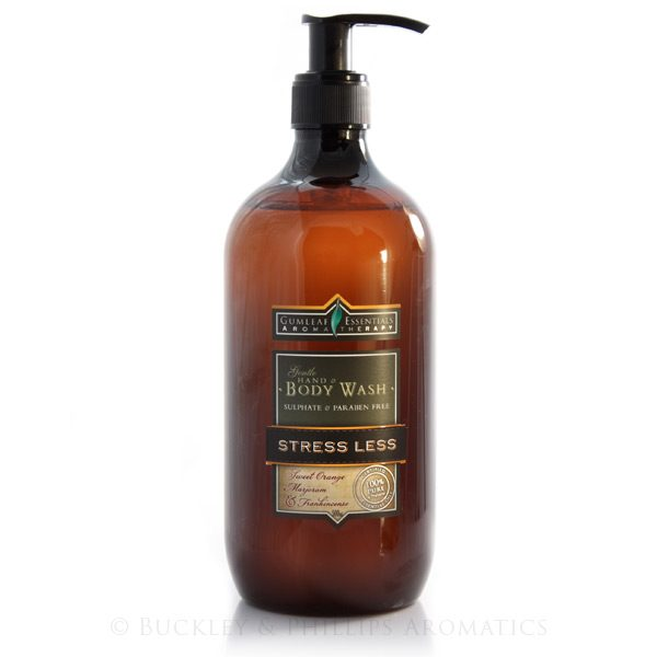 Hand & Body Wash - Stress Less