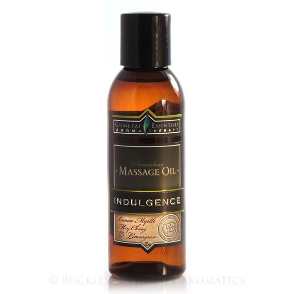 Massage Oil - Indulgence