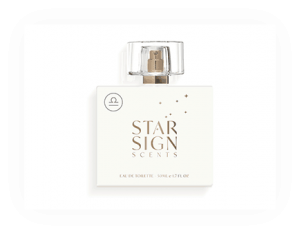 Star sign scents natural perfume