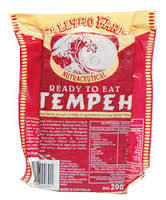 chilled tallyho tempeh