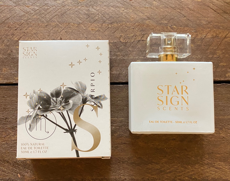 Scorpio Natural Perfume
