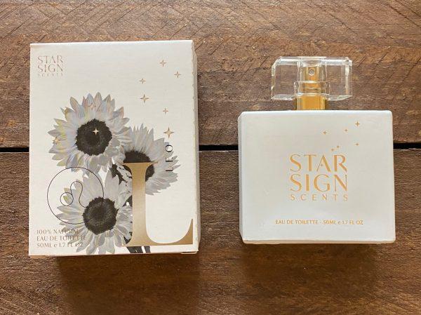 Natural Perfume Leo