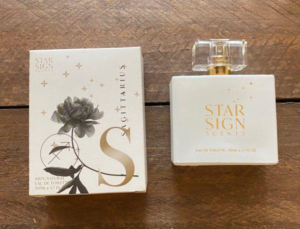 Sagittarius Natural Perfume