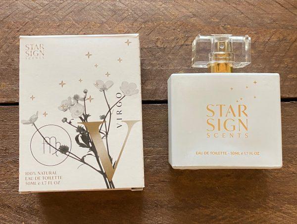 Virgo Natural Perfume